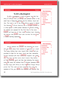 Printables Daily Edit Worksheets 2nd grade daily edit worksheets intrepidpath first the best and most